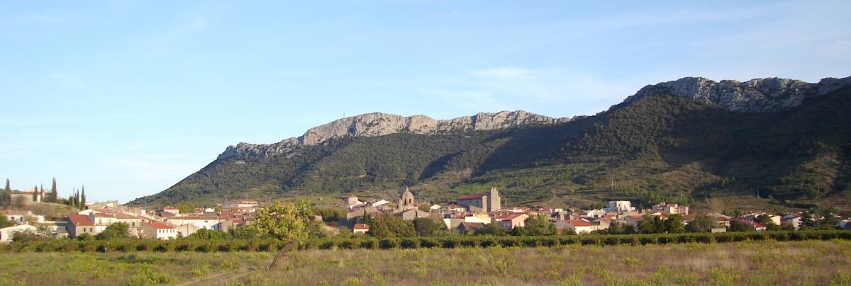 Saint-Paul-de-Fenouillet, au coeur du Roussillon (galamus, chteau)